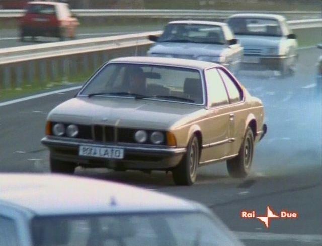 1976 BMW 630 CS [E24]