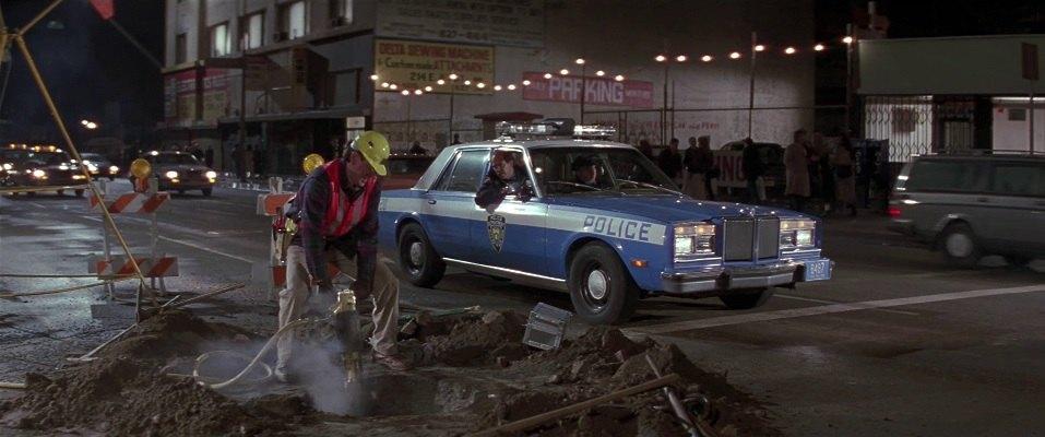 "IMCDb.org: 1981 Chrysler LeBaron in ""Ghostbusters II, 1989"""