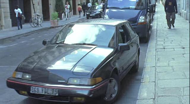 Imcdb 1987 Volvo 480 Es In Au Suivant 2005