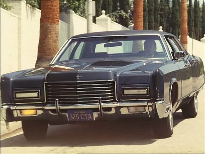 1971 Lincoln Continental 53a