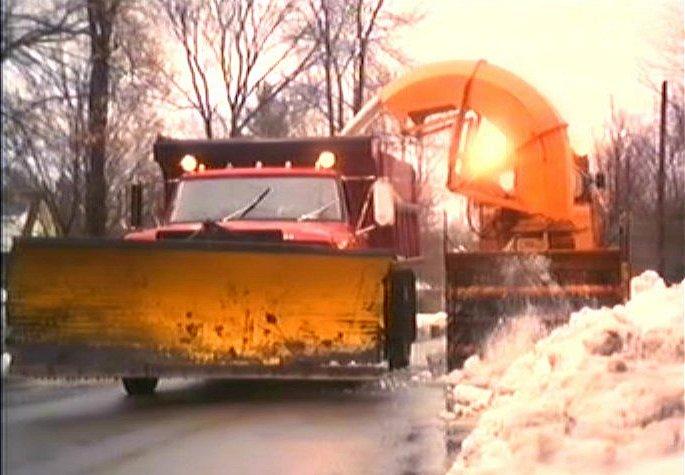 """IMCDb.org: 1967 Ford F-Series Snow Plow In """"Tigress, 1977"""""""