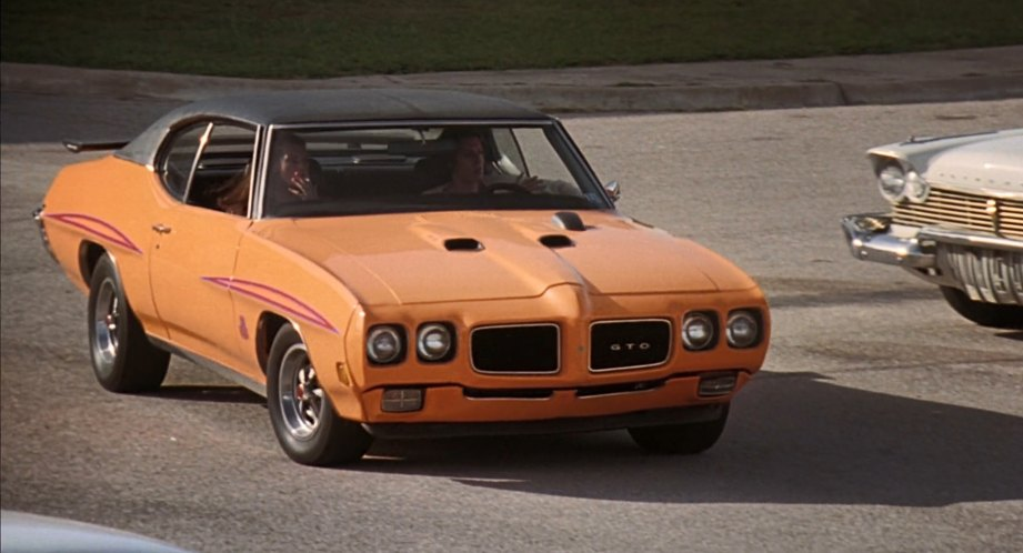 Imcdb 1970 Pontiac Gto The Judge In Dazed And Confused 1993