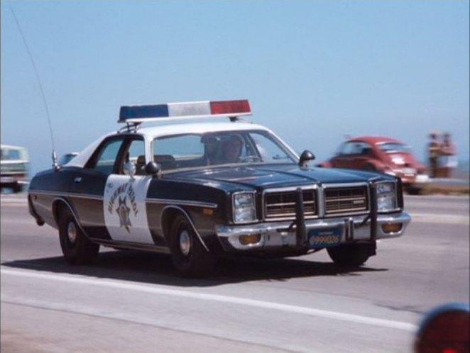 IMCDborg 1977 Dodge Monaco in CHiPs 19771983