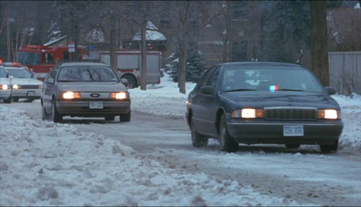 1995 chevrolet caprice classic in home alone 3 for Classic house 1995