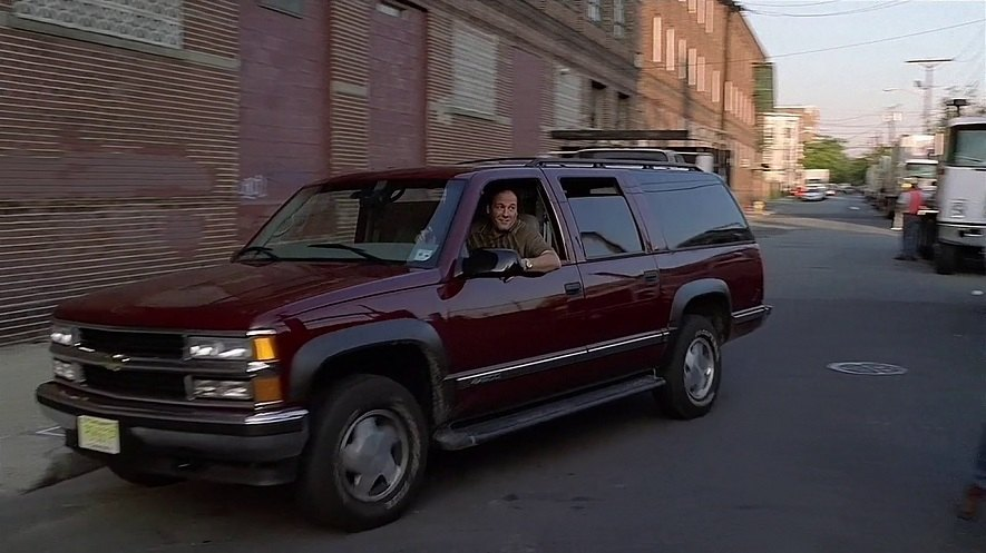 1999 chevrolet suburban 1500 lt in the sopranos 1999 2007. Black Bedroom Furniture Sets. Home Design Ideas