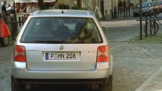 2001 volkswagen passat variant v6 4motion b5. Black Bedroom Furniture Sets. Home Design Ideas