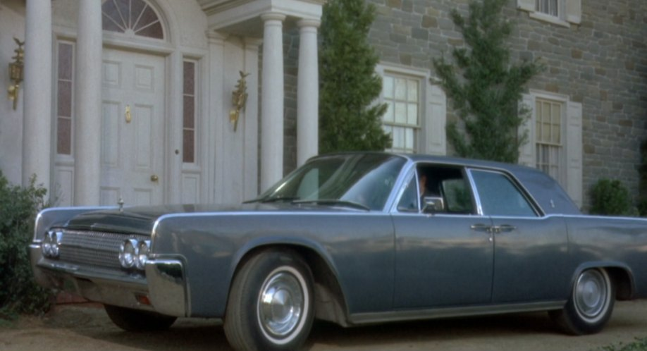 1963 lincoln continental in marnie 1964. Black Bedroom Furniture Sets. Home Design Ideas
