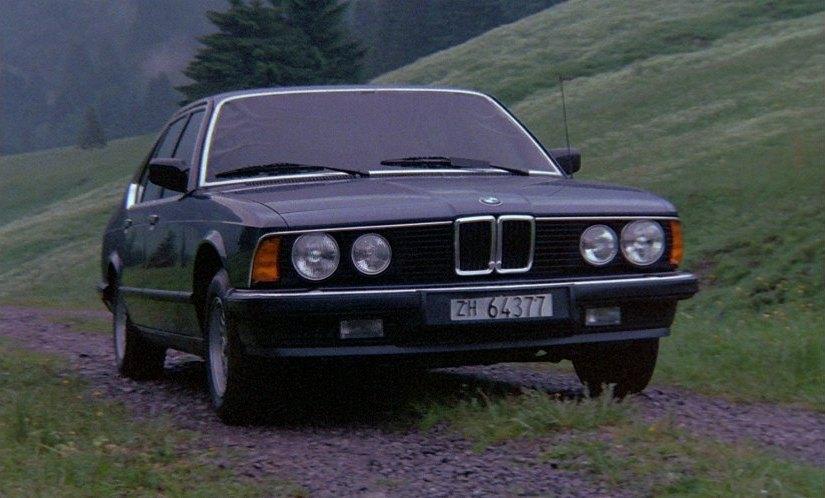 1983 BMW 745i E23