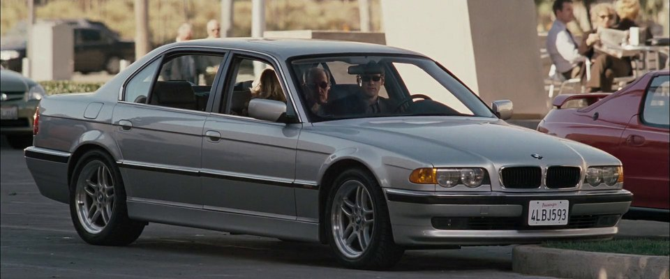 IMCDborg BMW IL E In Fun With Dick And Jane - 2005 bmw 740i