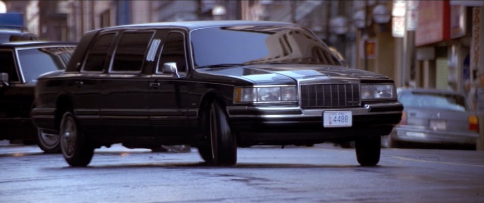 Imcdb Org 1990 Lincoln Town Car Stretched Limousine In Bless The