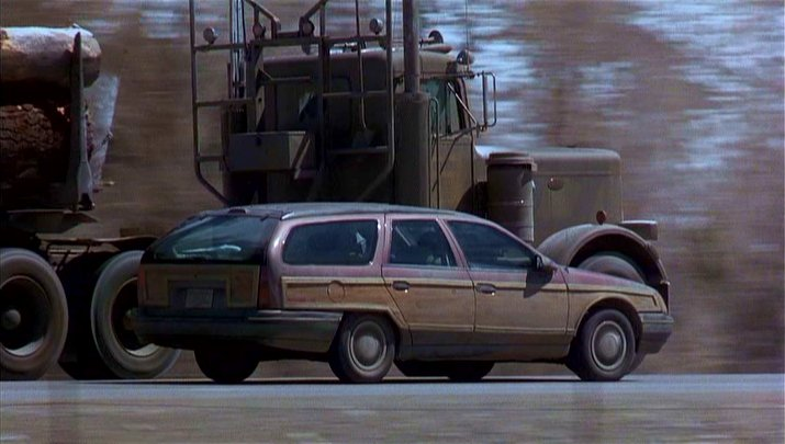 Imcdb Org 1989 Ford Taurus Wagon In Quot Christmas Vacation