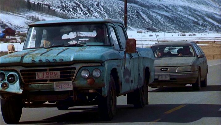 Christmas Vacation Car.Imcdb Org 1963 Dodge D 200 Crew Cab Sweptline In Christmas