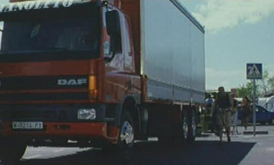 1998 DAF 75 CF Sleeper Cab [FAT]