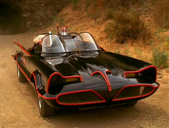 Imcdb Org 1955 Lincoln Futura Batmobile By Barris Kustoms In