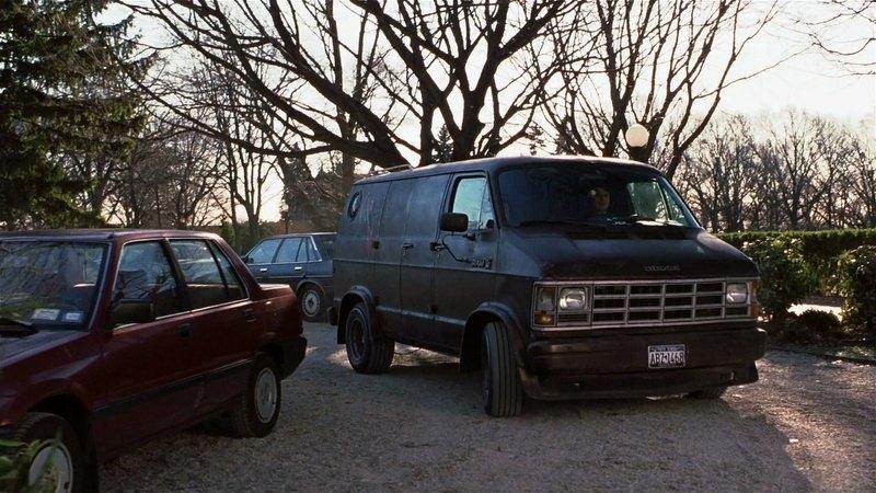 I on 1986 Dodge Ram