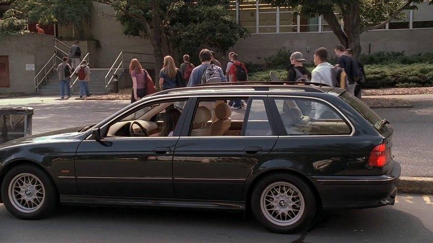 IMCDborg BMW I Touring E In The Sopranos - 2007 bmw 528i
