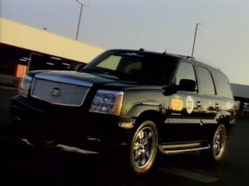 2002 Cadillac Escalade [GMT820]