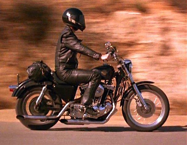 IMCDborg Harley Davidson XLH 1000 Sportster In 976 Evil 2 The Astral Factor 1991