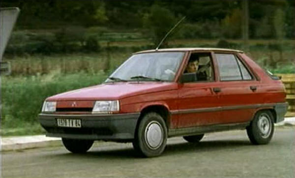 1987 Renault 11 S�rie 2 [X37]