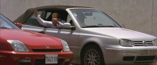 Imcdb 1998 Volkswagen Golf Cabriolet Iii Typ 1h In Marock 2005