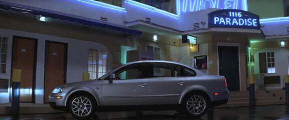 2001 Volkswagen Passat W8 B5 [Typ 3BS]