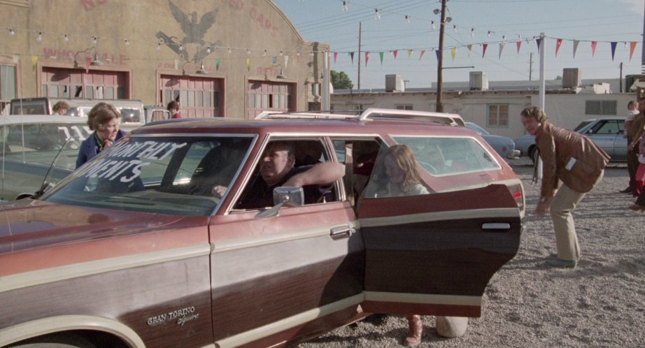 "IMCDb.org: 1973 Ford Gran Torino Squire in ""Used Cars, 1980"""