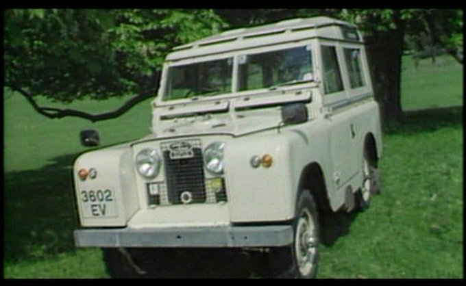 1959 Land-Rover 88'' Series II