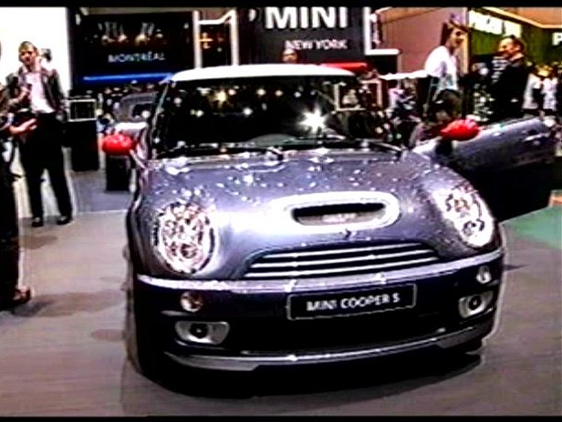 2006 MINI Cooper S John Cooper