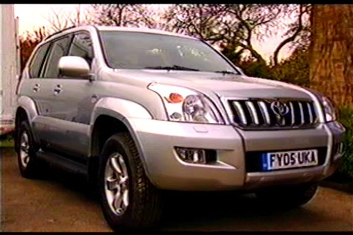 2005 Toyota Land Cruiser [J120]