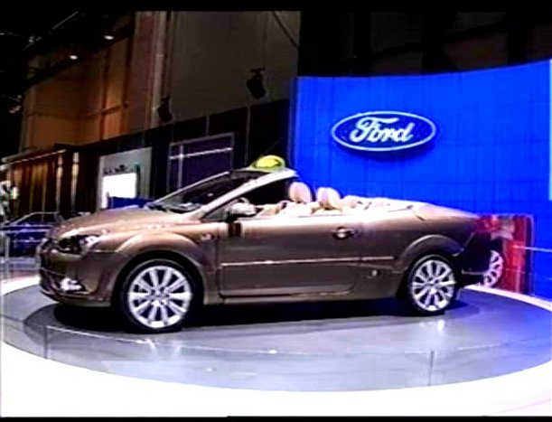 Imcdb 2006 Ford Focus Cabriolet Vignale Concept Mkii In Fifth