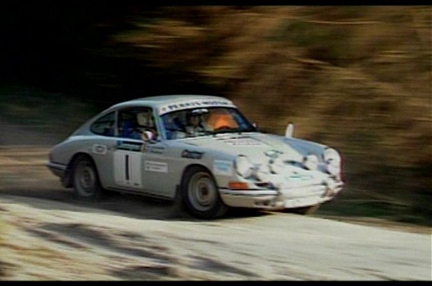1966 Porsche 911 Retro-rally car [901]