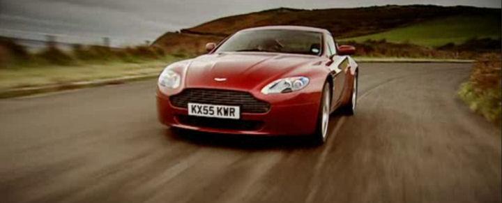 Imcdb Org 2005 Aston Martin V8 Vantage In Top Gear 2002 2015