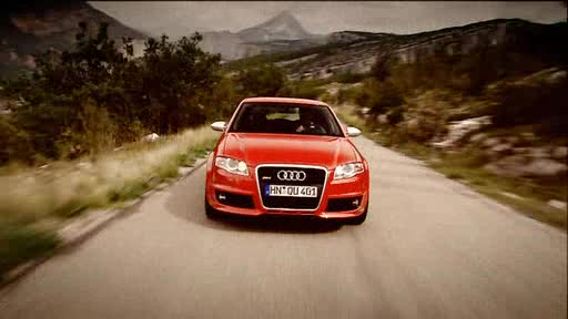IMCDborg Audi RS B Typ E In Top Gear - 2005 audi rs4