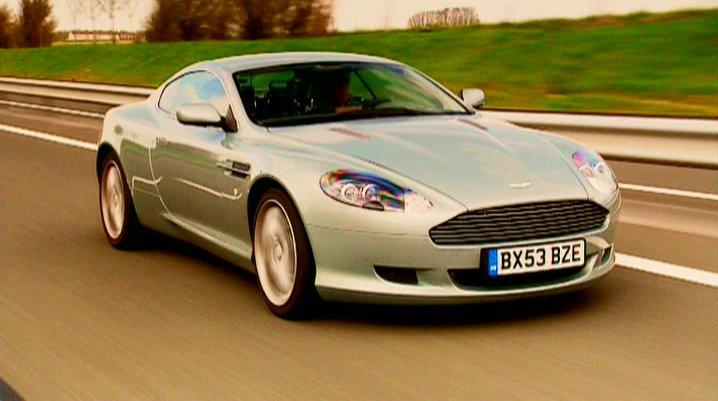 IMCDborg Aston Martin DB In Top Gear - 2004 aston martin db9