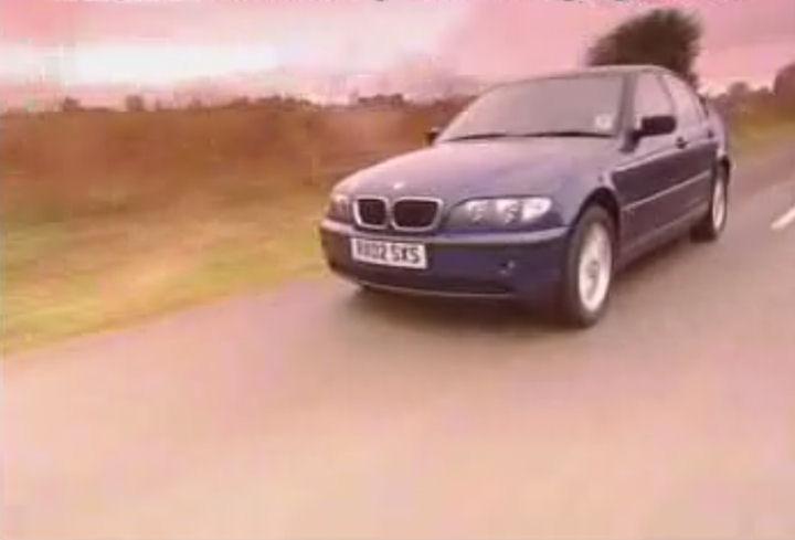bmw 318 2002. 2002 BMW 318i SE [E46]