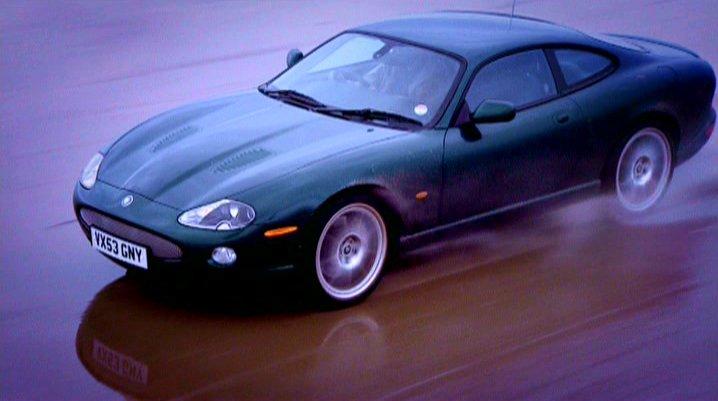 IMCDborg 2004 Jaguar XKR X100 in Top Gear 20022015