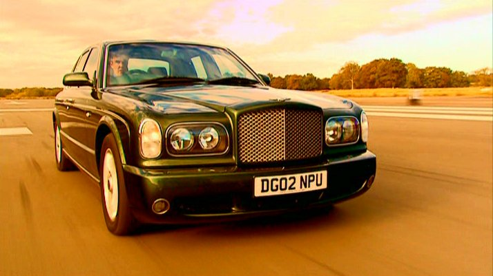 IMCDb.org: 2002 Bentley Arnage T in