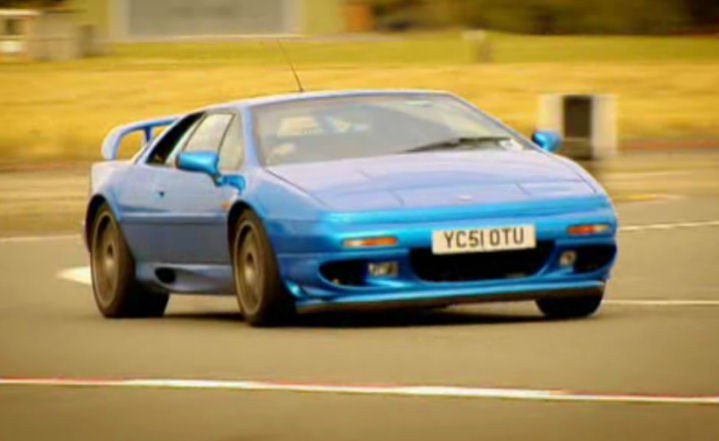 2001 Lotus Esprit V8 Turbo [Type 114]