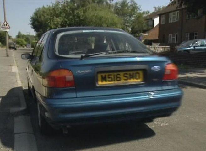 Форд мондео 1995 фото