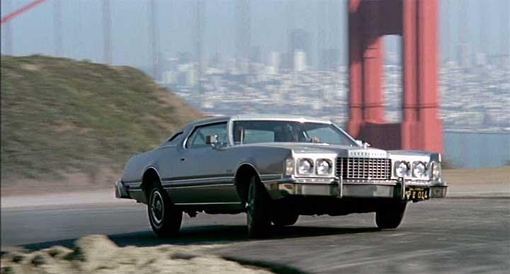 Imcdborg 1975 Ford Thunderbird In Gli Esecutori 1976
