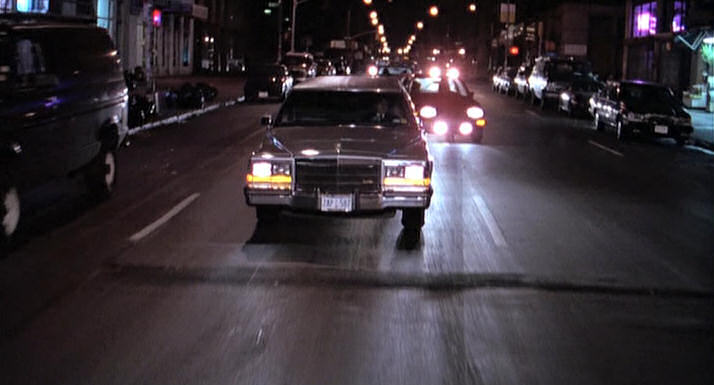 1983 Cadillac Fleetwood Brougham Stretched Limousine