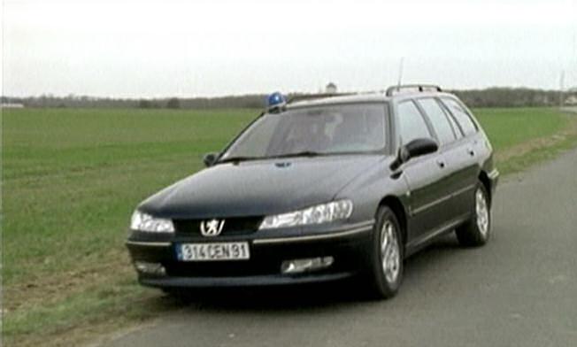 IMCDb.org: 1999 Peugeot 406 Break in