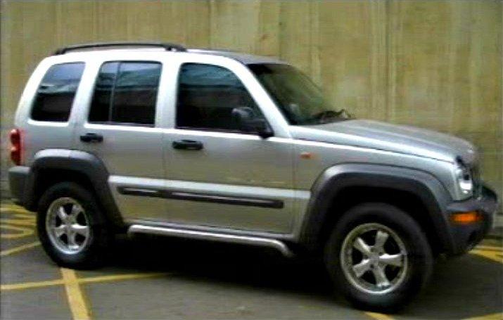 2002 jeep cherokee sport kj in dead ringers. Black Bedroom Furniture Sets. Home Design Ideas