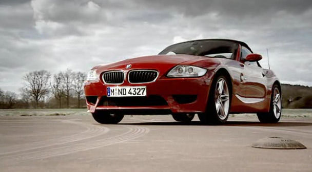 Imcdb Org 2006 Bmw Z4 M E85 In Quot Top Gear 2002 2015 Quot