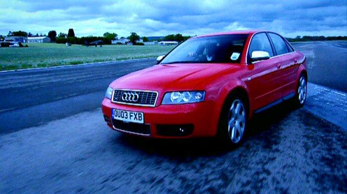 Imcdb Org 2003 Audi S4 B6 Typ 8e In Quot Top Gear 2002 2015 Quot