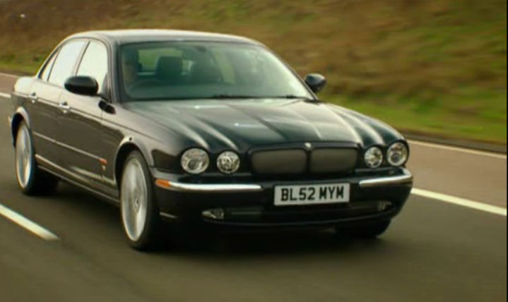 2003 Jaguar XJR [X350]