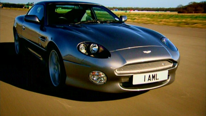 Imcdb 2003 Aston Martin Db7 Gt In Top Gear 2002 2015