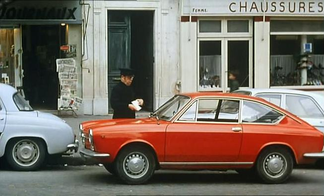 1965 Fiat 850 Coup� [100GC]