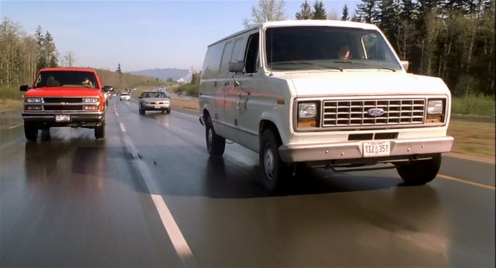 Group of Imcdborg Ford Econoline In