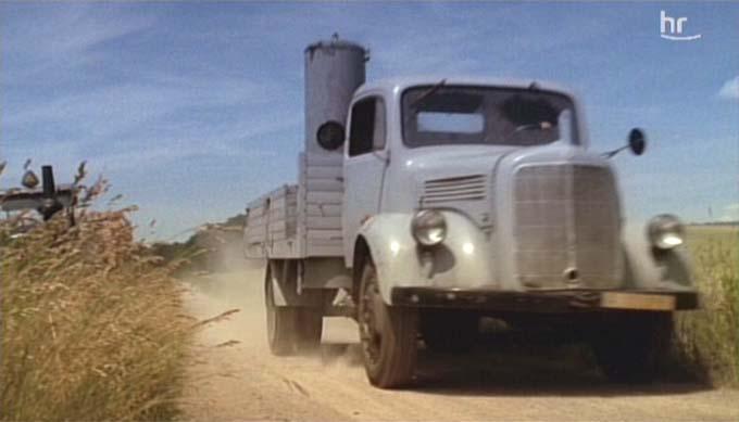 1949 mercedes benz l 3500 holzvergaser l49 in for 1949 mercedes benz